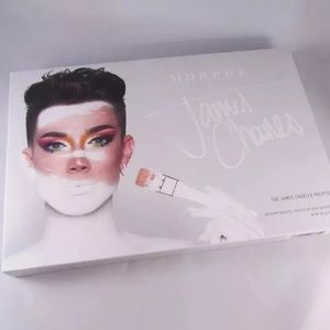 NEW IN BOX JAMES CHARLES MORPHE PALETTE AUTHENTIC